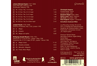 Angerer & Concilium Musicum Wien - Menuette/Sinfonia concertante/+ [CD]