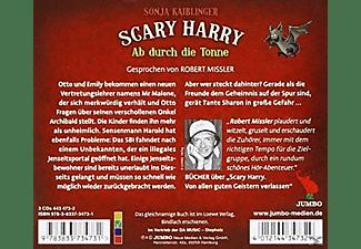 Scary Harry. Ab durch die Tonne  - (CD)