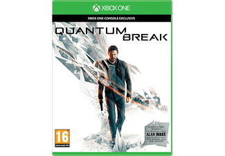 Quantum Break (inkl. Alan Wake för Xbox one) Xbox One