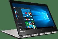 LENOVO Yoga 900, Convertible mit 13.3 Zoll Display, Core™ i5 Prozessor, 8 GB RAM, 256 GB SSD, HD-Grafik 520, Silber