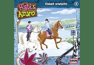Kati & Azuro - 06/Eiskalt erwischt  - (CD)