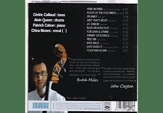 Cedric Caillaud Trio, Alvin Queen - Swingin' The Count  - (CD)