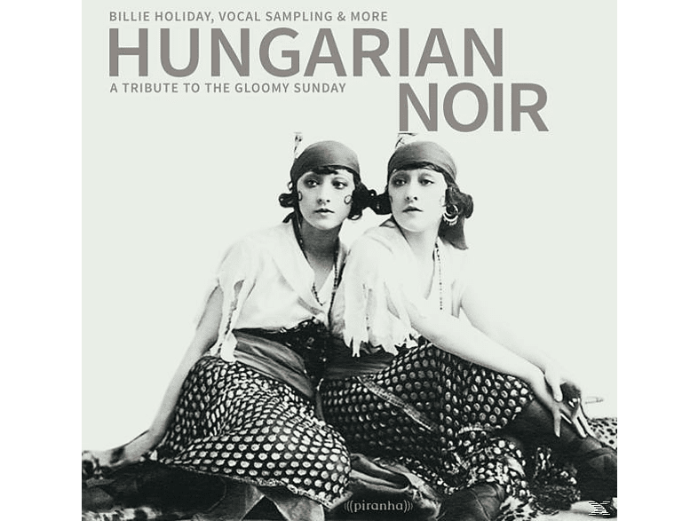 VARIOUS - Hungarian Noir:A Tribute To The Gloomy Sunday [CD]
