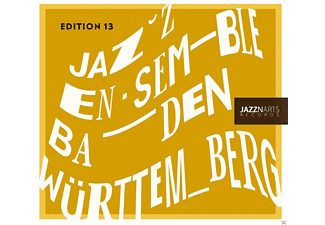 Jazz Ensemble Baden-wuerttemberg - Edition 13 - (CD)