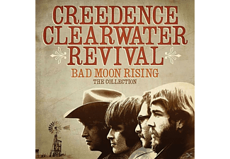 Creedence Clearwater Revival - Bad Moon Rising: The Collection  - (CD)