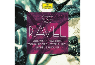 VARIOUS - Ravel: Complete Orchestral Works - (CD)