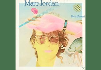Marc Jordan - Blue Desert-Collectors Edition-  - (CD)
