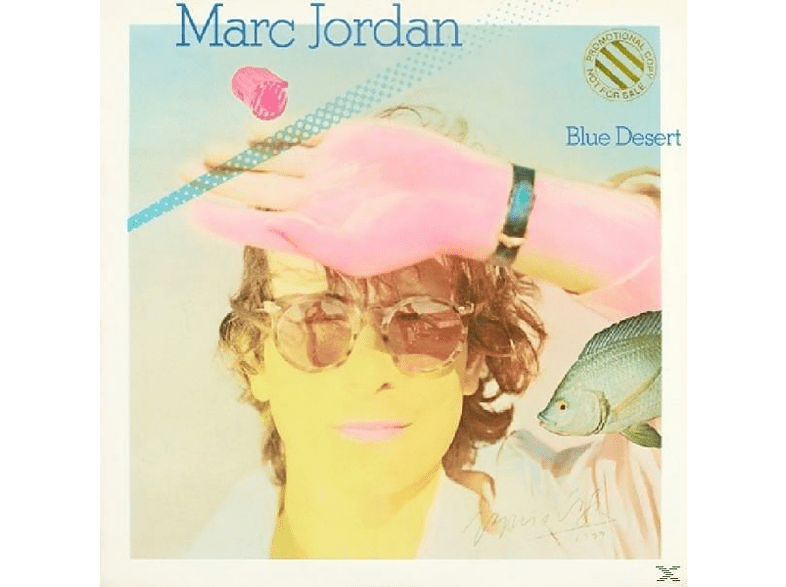 Marc Jordan - Blue Desert-Collectors Edition- [CD]