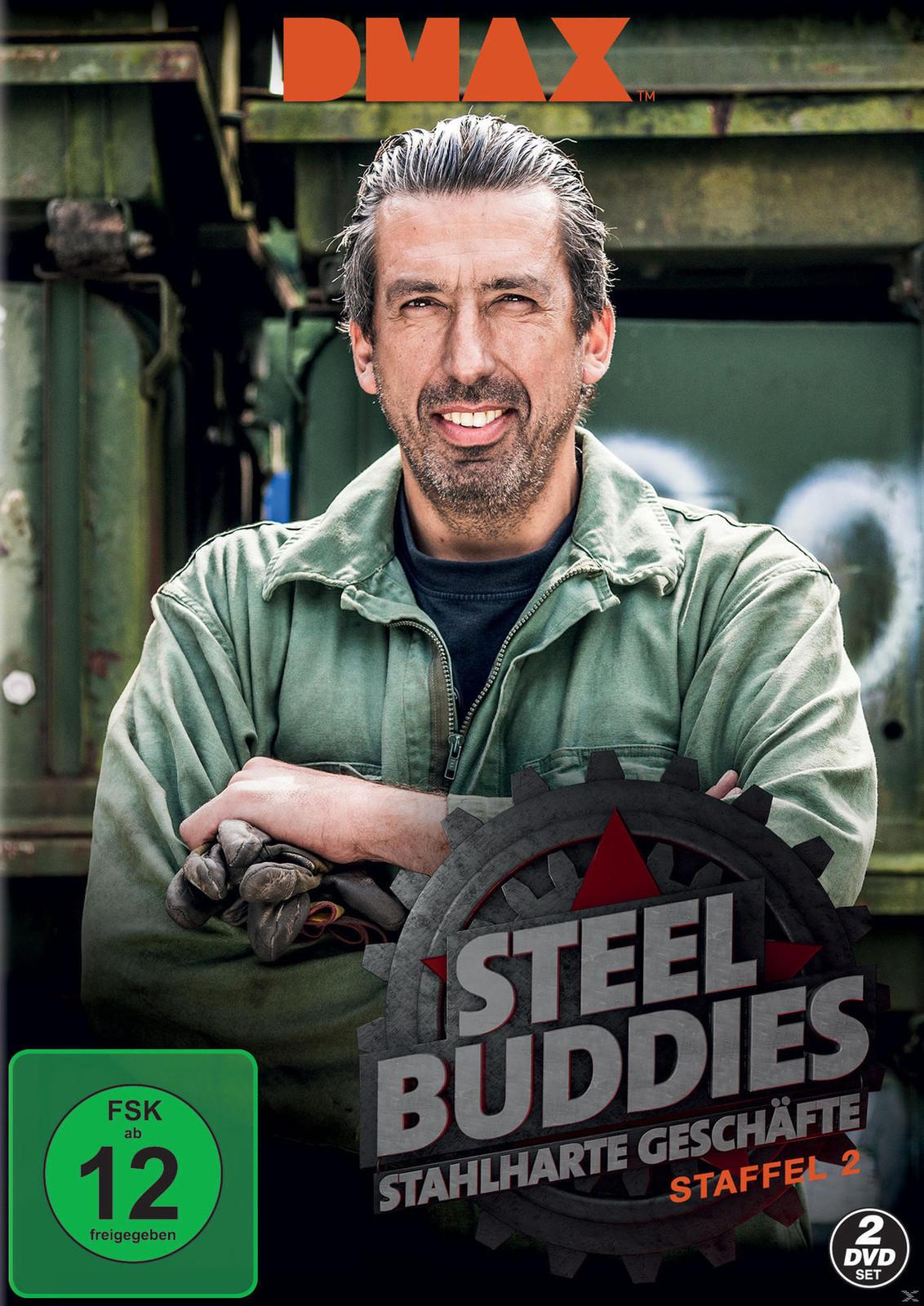 Steel Buddies Staffel 2