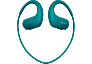 SONY NW-WS413L - Lettore MP3 (4 GB, Blu)