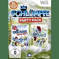 Die Schlümpfe Party Pack - [Nintendo Wii]