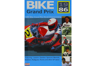1986 Bike Grand Prix World Championship - (DVD)