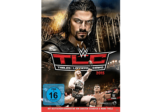 TLC-Tables/Ladders/Chairs 2015 - (DVD)