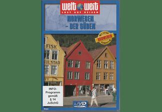 Weltweit: Norwegen - Der Süden DVD