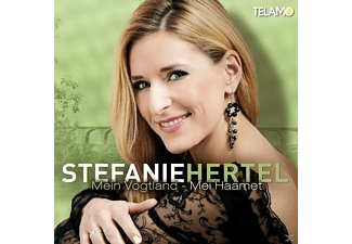 Stefanie Hertel - Mein Vogtland-Mei Haamet  - (CD)