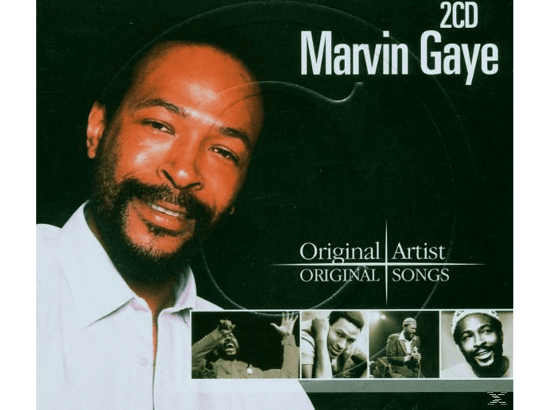 Marvin Gaye - Original Songs [CD]