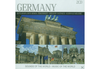 VARIOUS - Sounds Of Germany  - (CD)