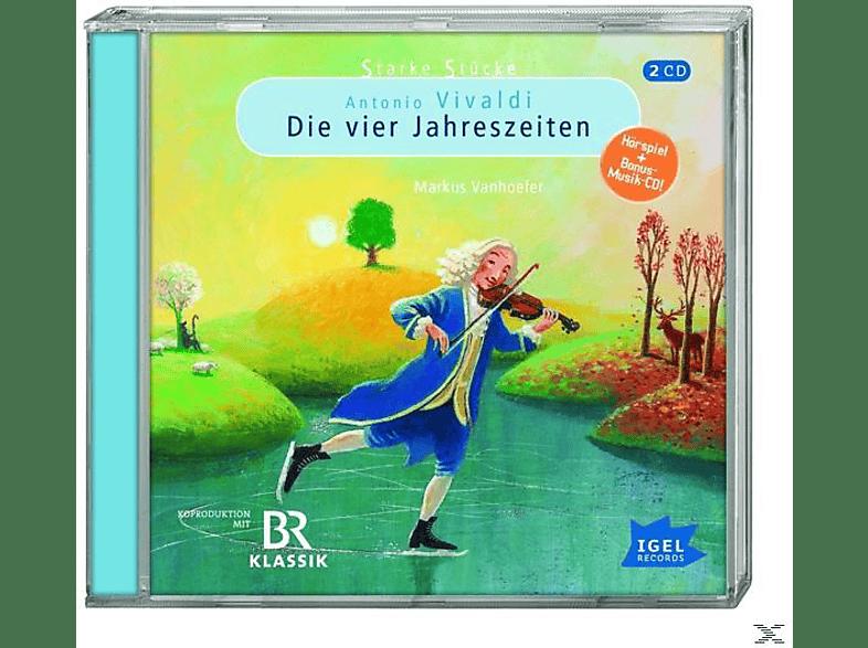 Markus Vanhoefer - Die Vier Jahreszeiten [CD]