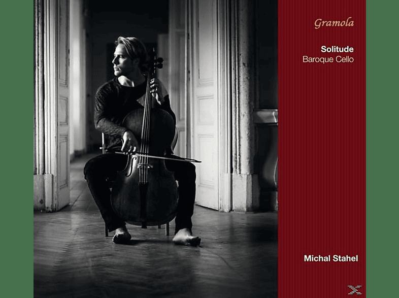 Michal Stahel - Solitude-Baroque Cello [CD]