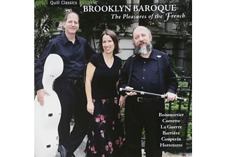Brooklyn Baroque - The Pleasures Of The French - (CD)