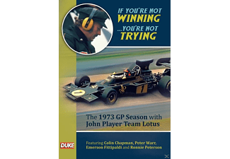 If You're Not Winning You're Not Tr - (DVD)