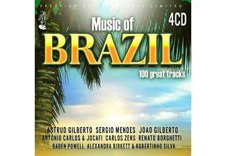 VARIOUS - Music Of Brazil - (CD)