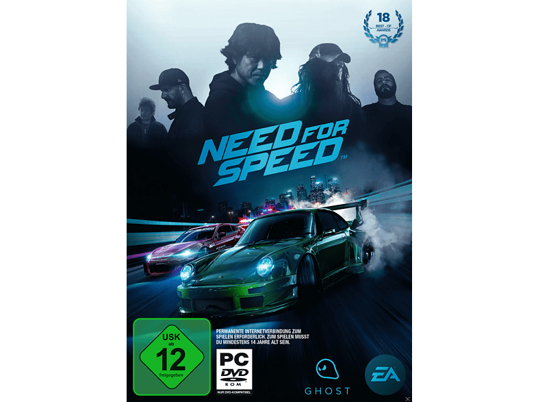 Need for Speed (Software Pyramide) [PC]