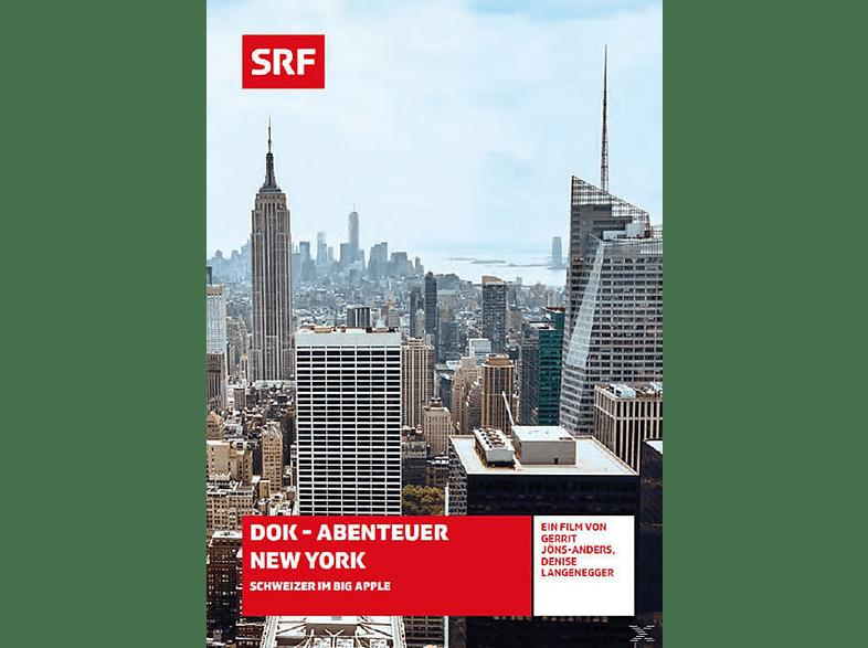 Abenteuer New York - Schweizer im Big Apple [DVD]