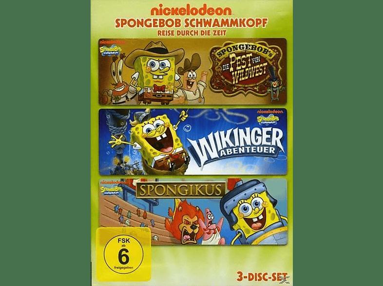 SpongeBob: Die Pest von Wildwest, Wikinger Abenteuer, Spongikus [DVD]
