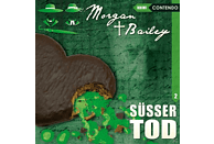 Engelmann, Rita/Tennstedt, Joachim/Wolf, Bodo/+++ - Morgan & Bailey 02: Süßer Tod - (CD)