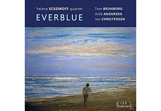 Yelena Eckemoff Quartet - Everblue - (Vinyl)