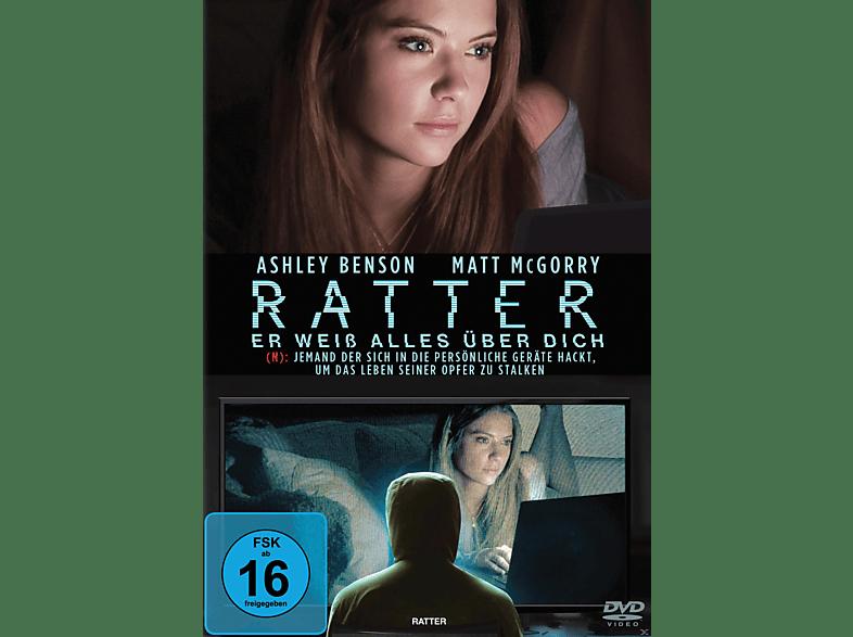 Ratter - Er Weiss Alles Über Dich [DVD]