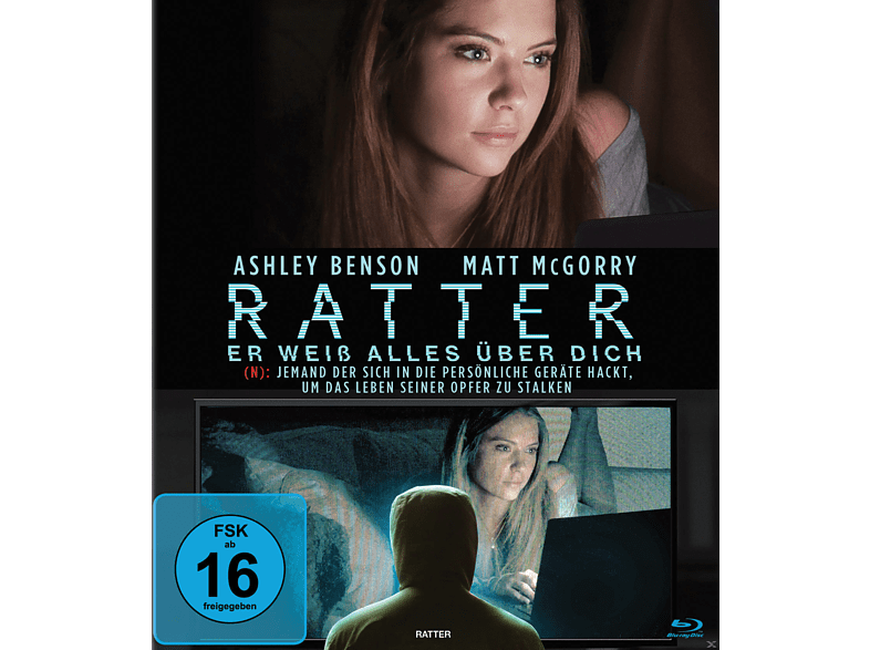 Ratter - Er Weiss Alles Über Dich [Blu-ray]