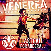 Venerea - Last Call For Adderall [CD]