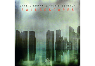 Richie Beirach, David Liebman - Balladscapes - (CD)