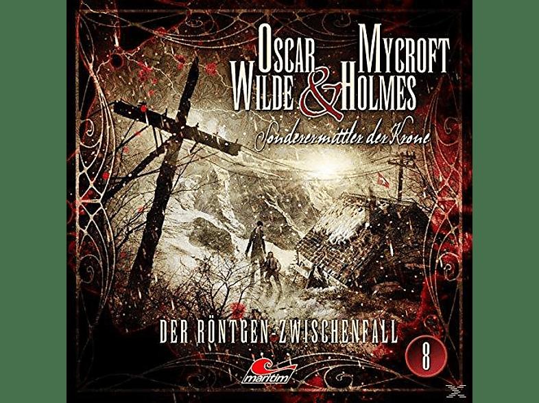 Oscar Wilde & Mycroft Holmes - Sonderermittler der Krone 08: Der Röntgen-Zwischenfall - (CD)