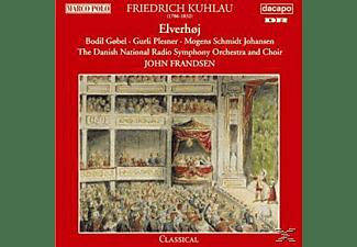 Bodil Gobel, Gurli Plesner, Mogens Schmidt  Johansen - Elverhoj  - (CD)