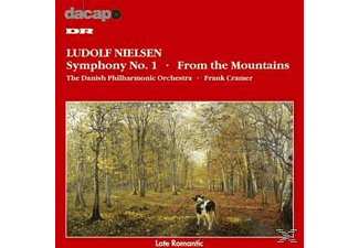 Frank Cramer - Sinf.1/From The Mountains  - (CD)