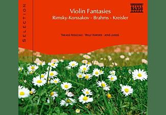 VARIOUS, Nishizaki/Harden/Jando - Violin Fantasies  - (CD)