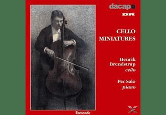 Henrik Brendstrup, Per Salo - Cello Miniatures  - (CD)