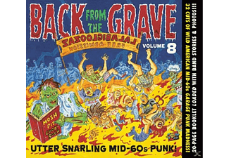 VARIOUS - Back From The Grave Part 8  - (CD)