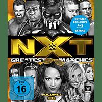 Nxt Greatest Matches Vol.1 [Blu-ray]