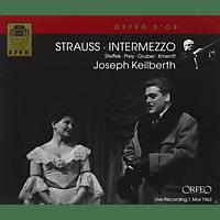 Chor Und Orchester Der Wiener Staatsoper, VARIOUS - Strauss: Intermezzo [CD]