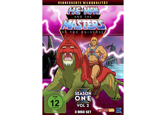 He-Man And The Masters Of The Universe - Vol. 1 - (DVD)