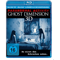 Paranormal Activity: The Ghost Dimension [3D Blu-ray (+2D)]