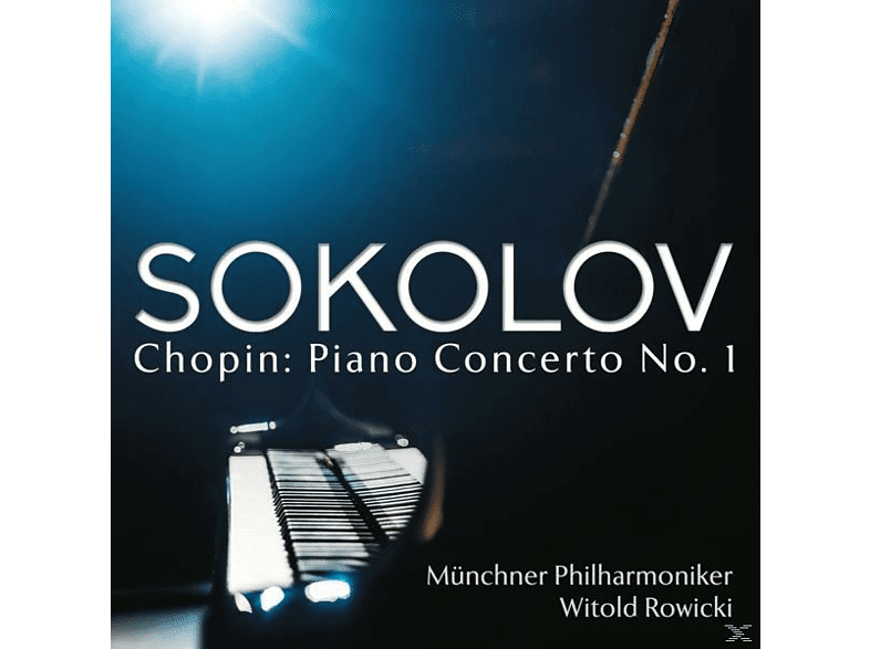 Witold Rowicki, Münchner Philharmoniker, Sokolov Grigory - Rediscovered-Chopin Piano Concert 1 [CD]