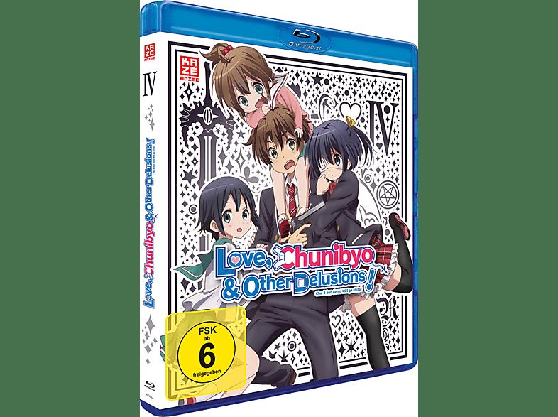 Love, Chunibyo & Other Delusions - Vol. 4 [Blu-ray]