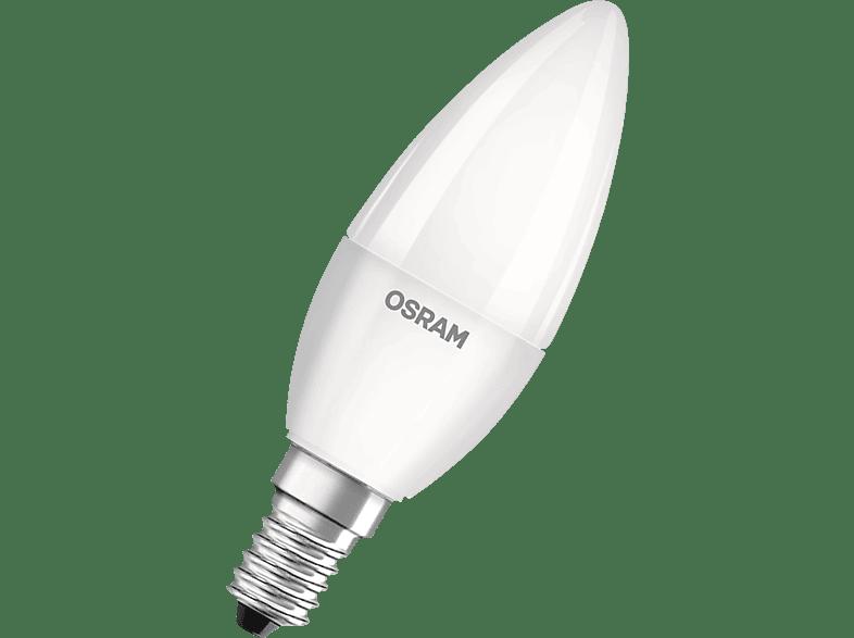 OSRAM 911987 S CLB40 LED Leuchtmittel E14 Warmweiß 5.7 Watt 470 Lumen