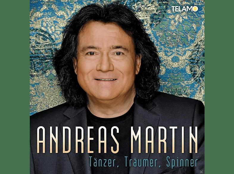 Andreas Martin - Tänzer, Träumer, Spinner [CD]