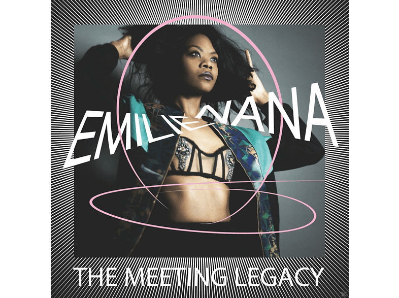 Emilie Nana - The Meeting Legacy (2lp+Cd Edition) [LP + Bonus-CD]